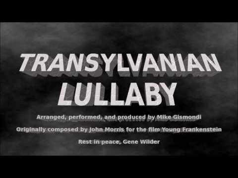 Transylvanian Lullaby (Metal Version)