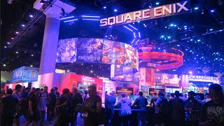 THIS IS WHAT E3 LOOKS LIKE || SHOW FLOOR TOUR
