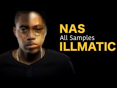 Every Sample From Nas's Illmatic