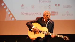 Enrico Macias Sings Oh! Guitare, Guitare, 2014 NYSJFF