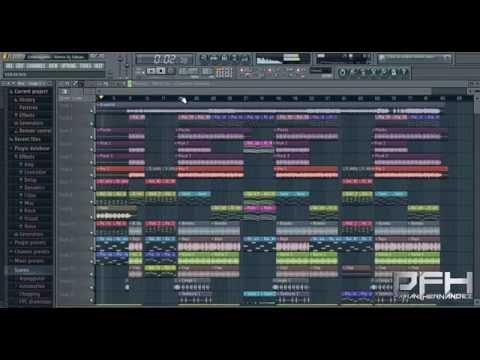 Zion y Lennox - Embriagame ( Merengue Remix Prod. Dj Fabian Hernandez