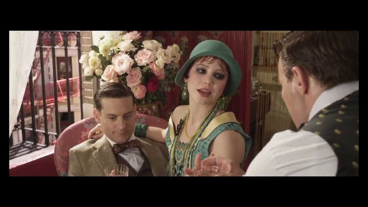 The Great Gatsby (2013) Visual Effects Before & After Clip [HD] - YouTube