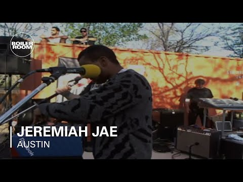 Red Stripe Make Sessions - Jeremiah Jae live in the Boiler Room at SXSW