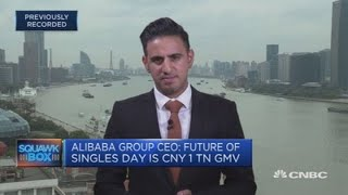 Alibaba Singles Day sales top $30 billion | Squawk Box Europe