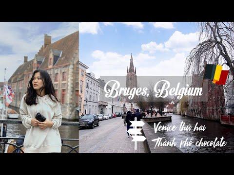 Cuối tuần ở Bruges, Belgium | Venice thứ hai | Châu Âu trong mùa dịch Corona Virus ft HL & Duy