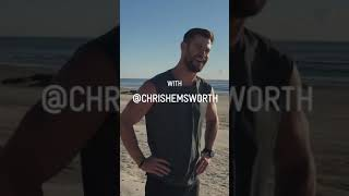 At home Byron Bay with Chris Hemsworth