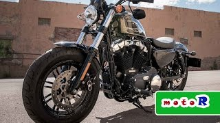 2017 Harley Davidson Sportster Forty-Eight