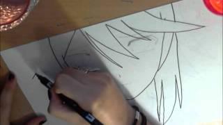 I Draw Mizore Shirayuki♥