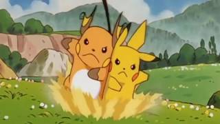 Pikachu VS Raichu Drift Race Battle! ! !