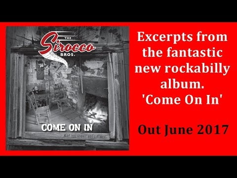"SIROCCO BROS - EXCERPTS FROM THE  ALBUM ""COME ON IN"""
