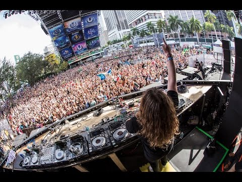 Tommy Trash - Live at Ultra Music Festival 2015