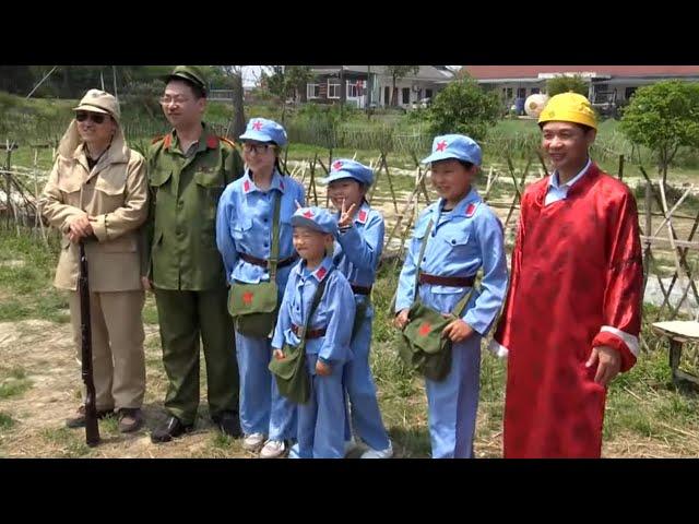 Chine : bienvenue à Maoland !