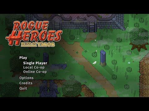 It looks so old school! I love it - Rogue Heroes Part 1 |