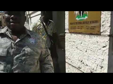 YOU HAVE TO WATCH TO KNOW  WHAT HAPPEN IN NIGERIA EMBASSY ROME ITALY TUESDAY SEPTEMBER 5TH 20
