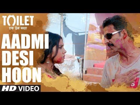 Aadmi Desi Hoon | Dialogue Promo -2 | Toilet - Ek Prem Katha