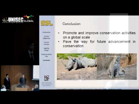MIC3 #4 - A nano-satellite constellation for tracking and monitoring endangered wildlife in devel...