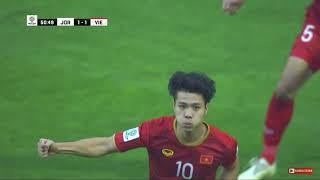 Highlight Vietnam vs Jordan Fox sports bình luận