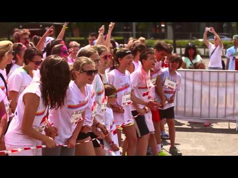 RC Media - The Color Run 2014 Budapest