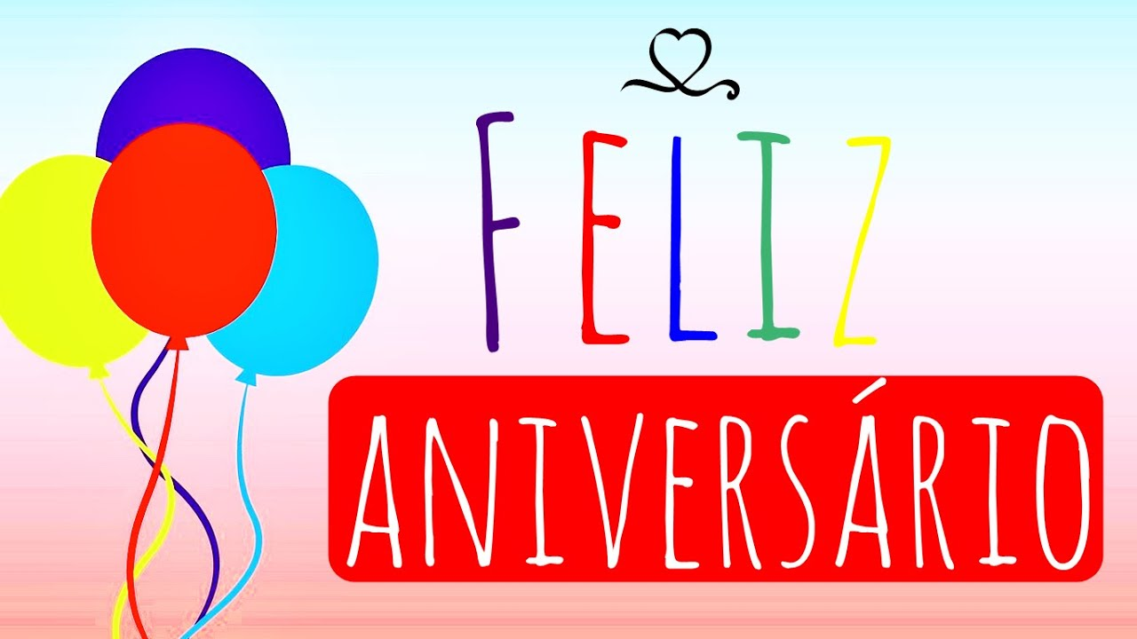 Mensagem De Aniversario Para Cunhada Amiga: Feliz Aniversário - YouTube
