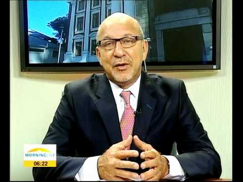 Trevor Manuel Interview Morning Live