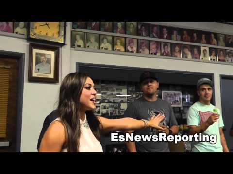 robert garcia reality show garcia family get together to welcome new baby EsNews Boxing