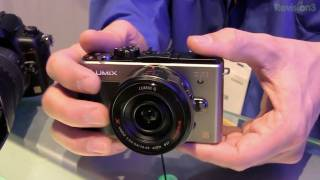 Best of CES_ Panasonic Lumix DMC-GX1 Camera