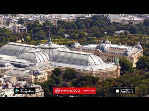Grand Et Petit Palais – Introduction – Paris – Audioguide – MyWoWo Travel App