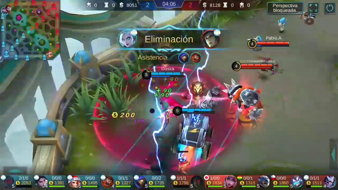 Mobile Legends: Bang Bang; Mage Alice