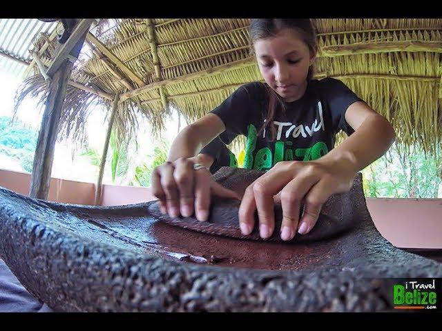 Chocolate Making at Ixcacao Toledo, Belize