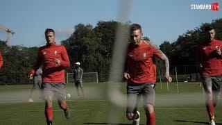 💬 MPH et Emond avant Standard - Vitória SC #UEL 🏆