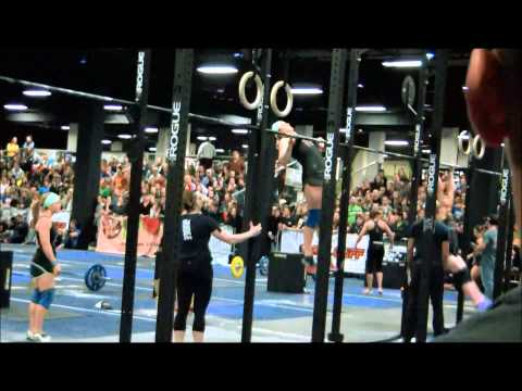 Eastern Crossfit Competition starring: Crossfit Free