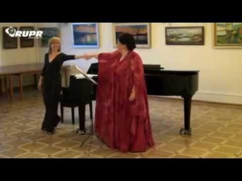 Marina Shaguch. Opera Singing Lessons in Europe.