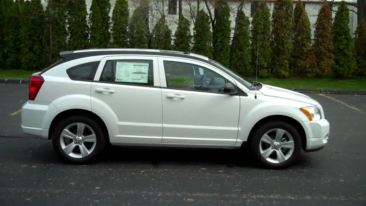 New 2011 Dodge Caliber Mainstreet at Lochmandy Motors - YouTube