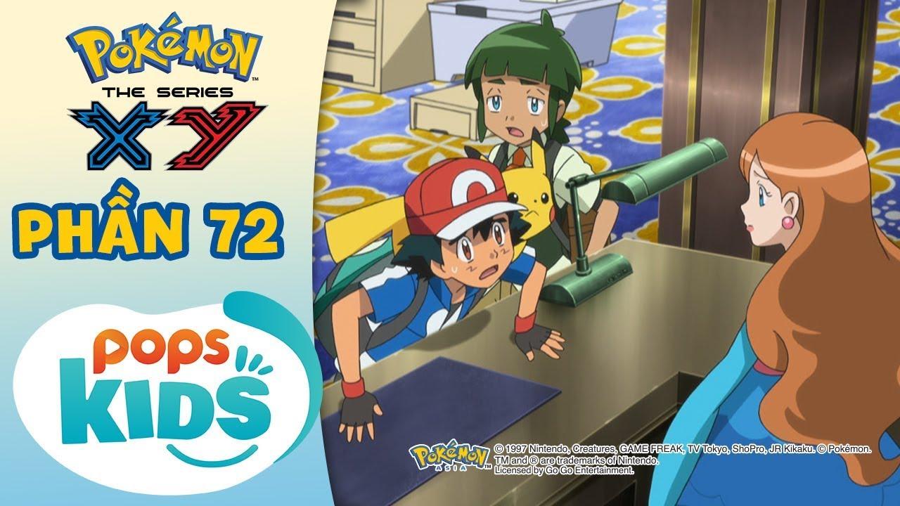 [S XY] Tổng Hợp Hành Trình Thu Phục Pokémon Của Satoshi - Hoạt Hình Pokémon Tiếng Việt - Phần 72   Thông Tin về pokemon xy phan 20