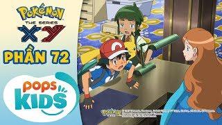Tổng Hợp Hành Trình Thu Phục Pokémon Của Satoshi - Hoạt Hình Pokémon Tiếng Việt S18 XY - Phần 72