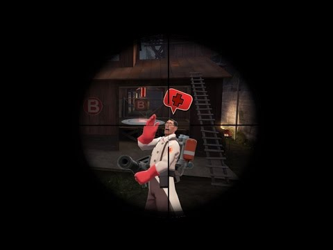 Can you block a headshot by calling medic?