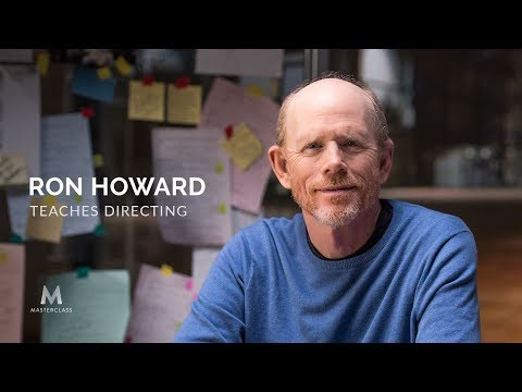 Ron Howard Teaches Directing | Official Trailer | MasterClass