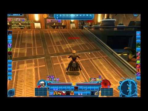 SWTOR Hollyhox Philena kills a lot of players: Borowit,Darksidemousey,C'atherine,Commanderappo,etc