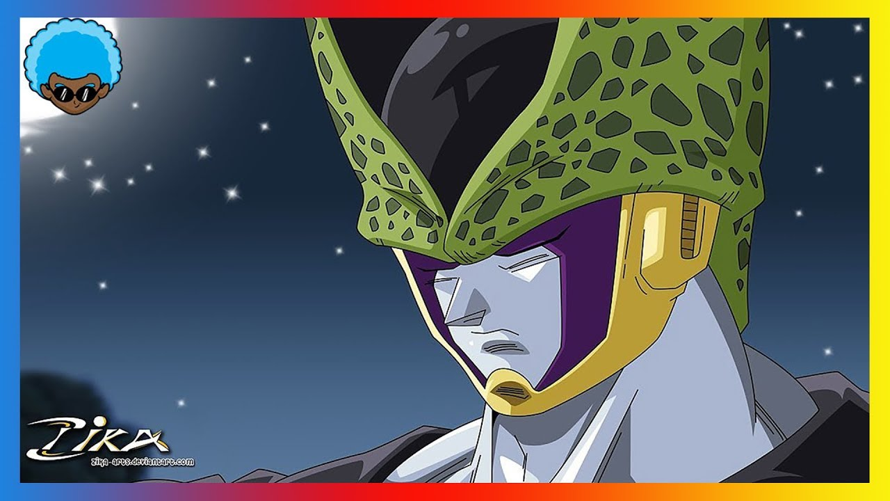 Why dragon ball super picked frieza over cell youtube - Super cell dbz ...
