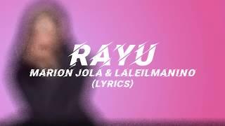 Marion JolaLaleilmanino Rayu