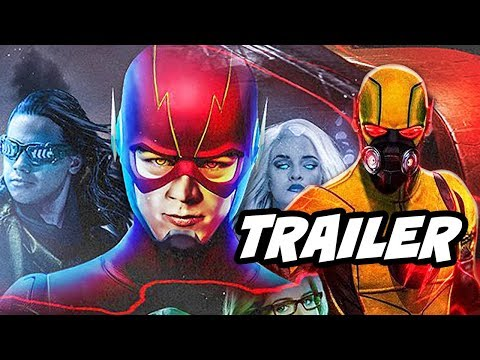Download Youtube: The Flash Season 4 Crisis On Earth X Catch Up Trailer - Arrow, Supergirl, Legends Of Tomorrow
