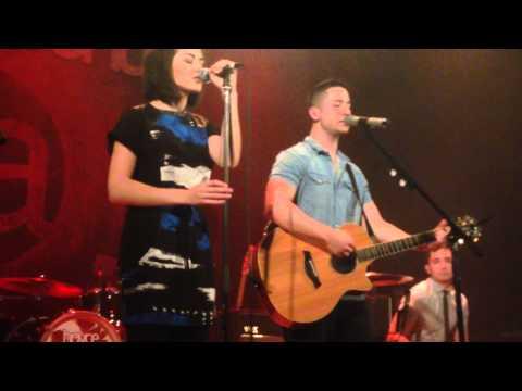 Justin Timberlake - Mirrors (Boyce Avenue feat. Hannah Trigwell) cover London 27/09/13