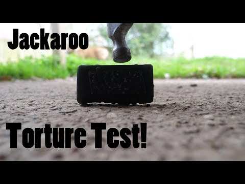 One TOUGH Cookie! Vandy Vape Jackaroo Kit Review + Torture Test! VapingwithTwisted420