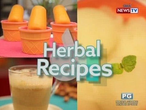 Good News: Herbal Recipes!