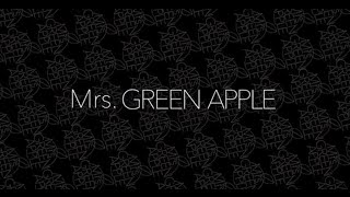Mrs. GREEN APPLE / 2nd Mini AL 「 Progressive」【トレーラー】