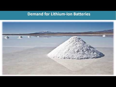 Global Lithium Compound Market: Share, Size, Price Trends And Forecast 2017-2022