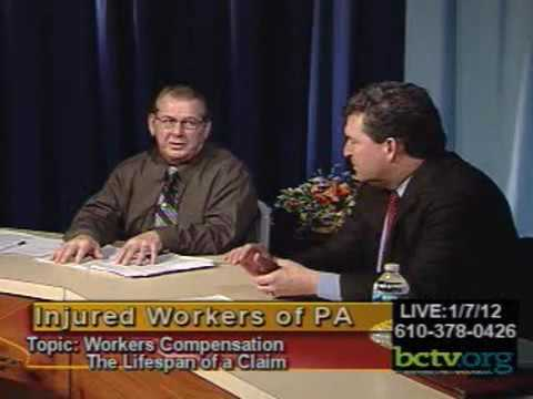 Workers Compensation: The Lifespan of a Claim 1-7-13
