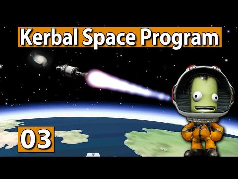 Neue Teile, keine Eile! ► Kerbal Space Program #3