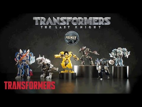Transformers: The Last Knight - Premier Edition Collection