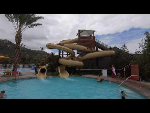 The Cove Pool Area at Pechanga - Full Walkthrough Tour